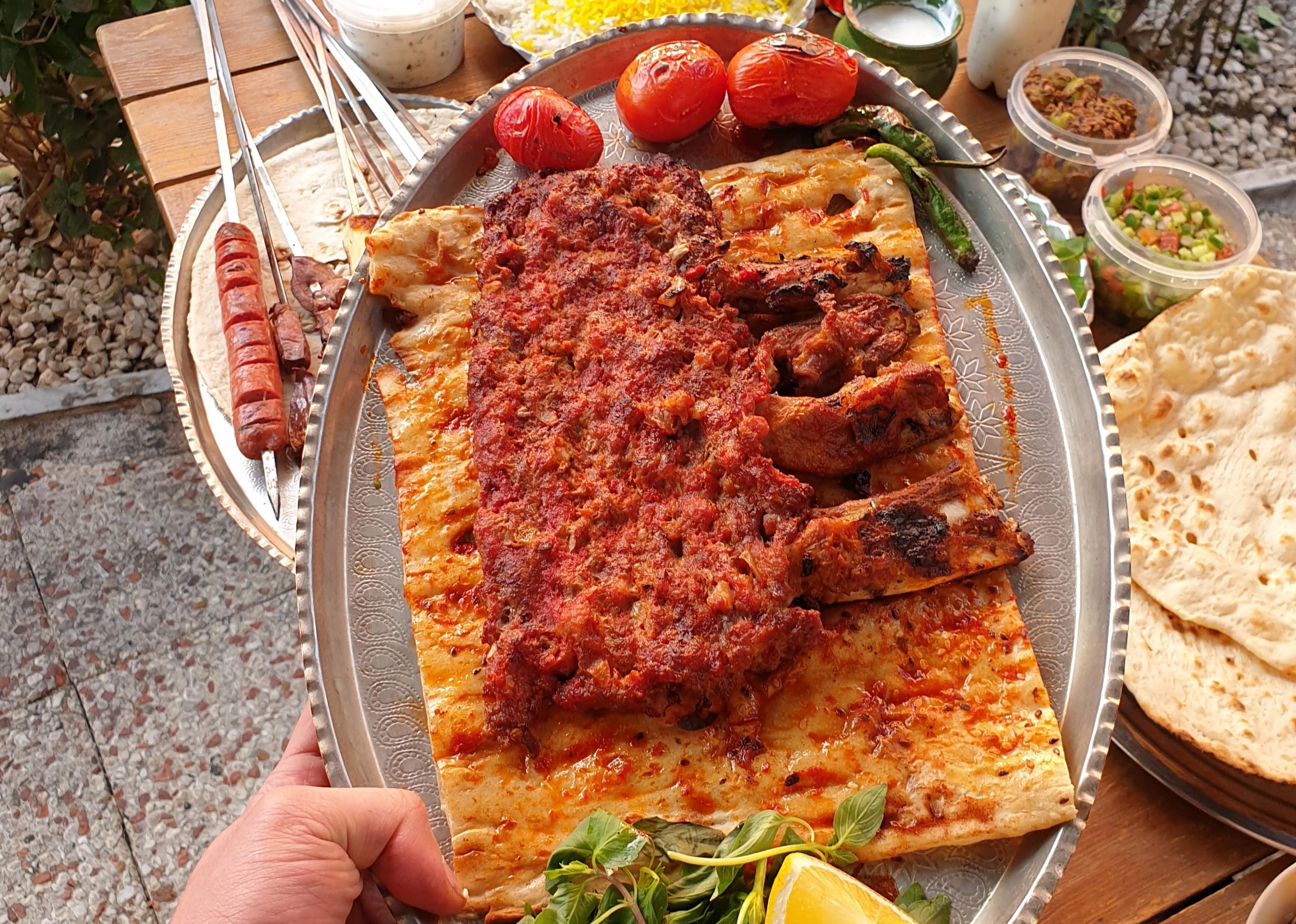 Dandeh Kebab