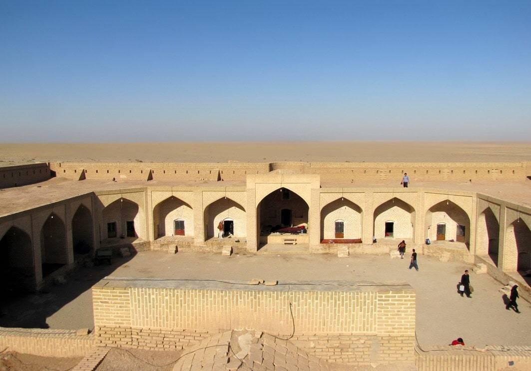 Maranjab Caravanserai