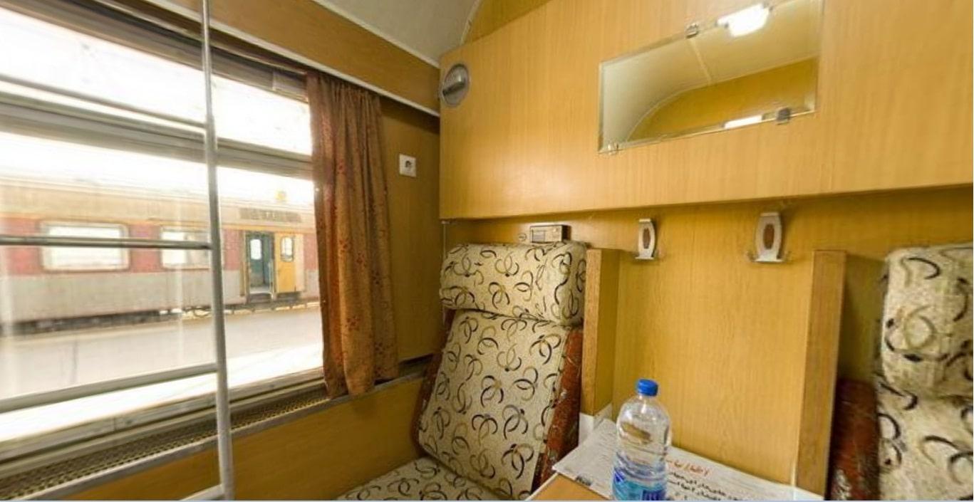 Iran Second-Class Trains