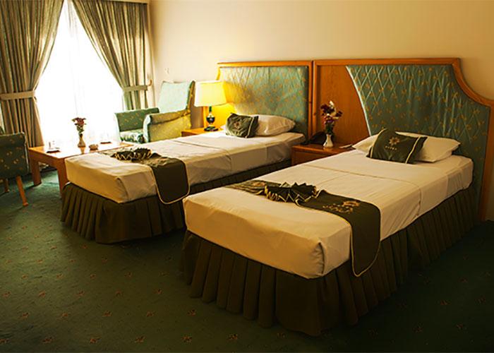 Image associée هتل پردیسان مشهد