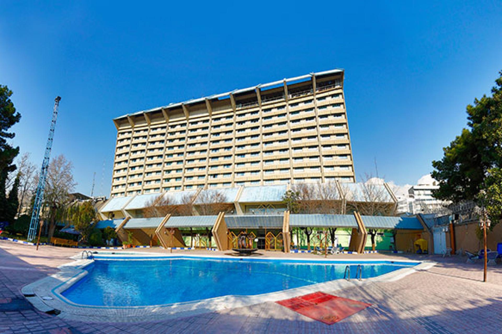 هتل لاله تهران/هتل می